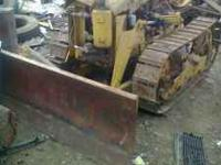 I have an Oliver oc-3 dozer. A gear went out on
