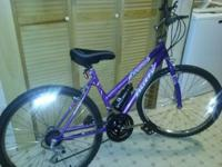 Package Deal: OLYMPIA HUFFY ATB 15 speed Women's Bike,