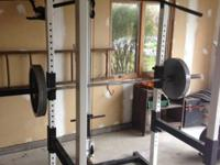 Olympic Weights & Equipment for Sale.  Leg Press