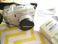 Type: Digital Camera Brand: Olympus This is a used but