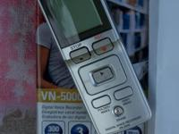 DIGITAL VOICE RECORDER - $25.00. Olympus Digital Voice
