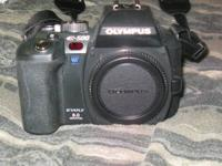 Olympus digital camera, E - 500 Camera is in great