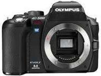 Olympus Evolt E-500 I have for sale an Olympus Evolt
