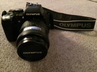 Olympus Evolt E500 8MP Digital SLR with 14-45mm f/3.5