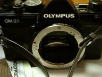 Olympus OM-2S Program body, identification number: