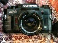I am selling this Olympus OMPC 35mm Film Camera because