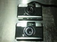 Olympus Pen S Camera half frame film camera. In
