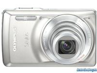 Olympus Stylus-7030   14-megapixel resolution for