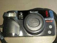 Selling my Olympus super zoom 3000 film camera. I am