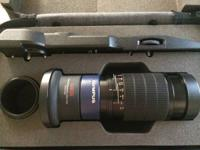Like New TCON-300 lens in EXCELLENT condition - never