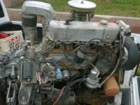 For sell old 3.0L old Marine engine complete with