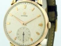Movement: Excellent Condition; Manual Material: Rose
