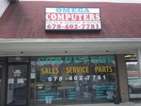 OMEGA COMPUTERS SERVICE WE BEEN ON BUSINESS 5 YEAR WE
