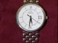 Very Stylish Man's OMEGA DeVILLE Watch. Stainless