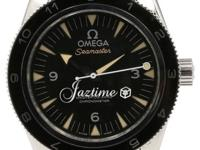 "Omega Seamaster 300 James Bond ""Spectre"" Black Grey"