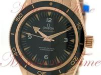 Omega first introduced the Seamaster 300 in 1957 - it