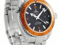 This Seamaster Planet Ocean Is iN Like New Condition,