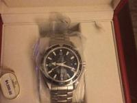 For sale is a new Omega Seamaster Planet Ocean 2200.50