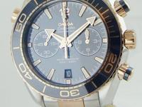 This is a Omega, Seamaster Planet Ocean for sale by