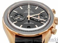Omega Speedmaster Moonwatch Chronograph in 18K Rose