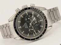 Watch Specifics: Brand- Omega Model- Speedmaster