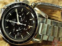 Omega Speedmaster 145.022 - 69 ST MOON WATCH TRANSITION