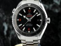Omega Seamaster Professional Planet Ocean 46MM with