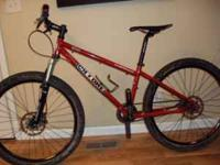 "On-One Inbred Singlespeed Mountain Bike - 14"" Just"