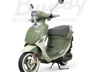"ON SALE! Genuine ""Buddy Lil Italia 50cc"" Scooter Buddy"