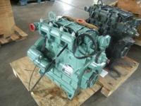 Onan DN4M, Lister Petter LPW4, 4 Cylinder Diesel Engine