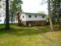 Black Lake Home With Boathouse, Guest Unit And 224' Of
