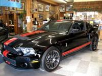 Get this memorable muscled-up pony automobile including