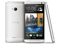 WE HAVE A SILVER HTC ONE FOR SPRINT FOR SELL! I
