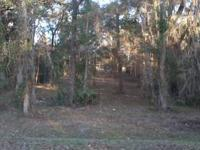 one acre, one blk off of beautiful lake Santa Fe 20 min