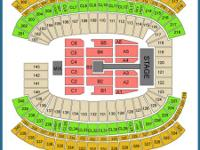 2 tickets to see One Direction - Sec 108, Row 20 -