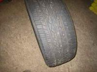 I am selling One Dominato Touring 225/60R16 tire for
