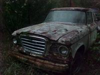Rare variation of Studebaker Truck with special order