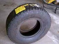 Brand new All Terrain Tire 295/75/16 this tire goes for