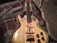 I HAVE RESCENTLY FOUND A 4 STRING BASS GUITAR THAT ANY