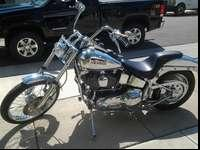 Beautiful Harley Davidson Custom Soft Tail $20,000 or