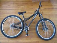 This bike is $1650 new. I'm not too techie with bikes,
