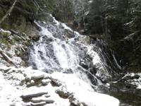 One of the Greatest Waterfalls in the State of Vermont.