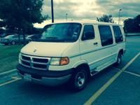 This van is in excellent condition with new tires with