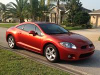 -- ONE OWNER! -- 2007 Mitsubishi Eclipse GT -- 100%