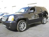 Crave Luxury Auto This is a one owner 2011 GMC Yukon