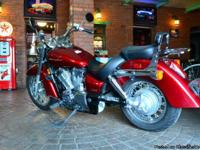 ONE-OWNER!! LIKE-NEW 2011 Honda Shadow 'Aero' -