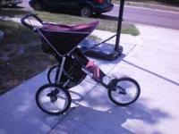 GREAT LITTLE JOGGER.........FOR MORE INFO CALL KAMY AT