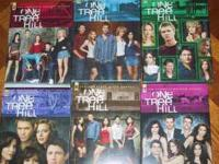 I HAVE SEASON'S 2,3,4,5,6,7 OF ONE TREE HILL THEY ARE