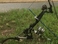 I have a 2013 Oneida Osprey Bowfishing bow! It's in