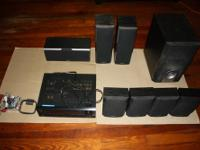 For Sale: Onkyo HT540 7.1 Channel 1100W Home Theater
